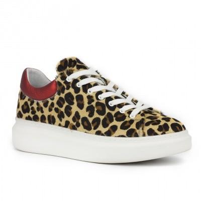 Deabused Shoe Leopard