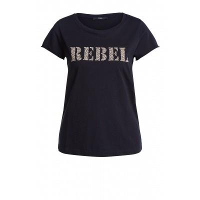 Foto van Set T-shirt Rebel black