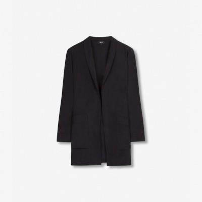 Foto van Alix the Label Ladies woven Kimono Black