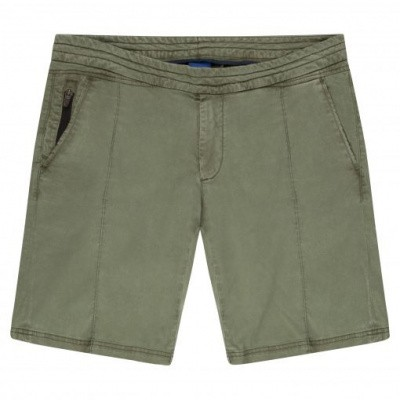 Foto van Koll3kt Short Chino Pant Oil Green