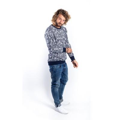 Foto van Amsterdenim Sweater Boomsma Pull