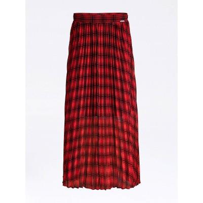 Foto van Guess Skirt Mafalda checked red