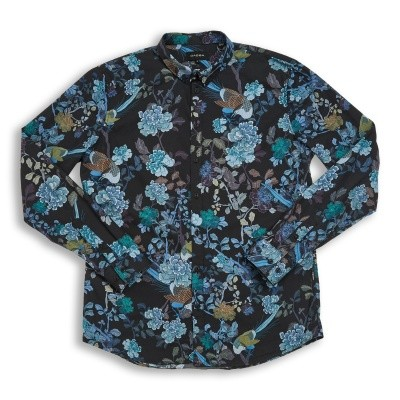 Foto van Gabba Brooks flower birds L/S shirt