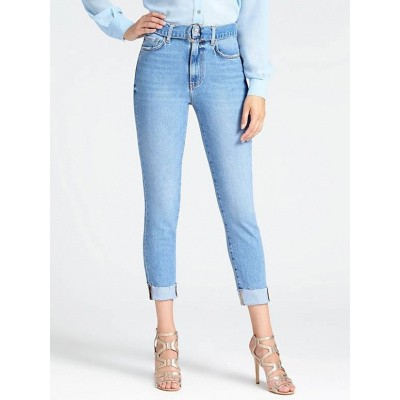 Foto van Guess Jeans The IT girl skinny Vintage Blue