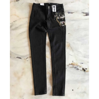 Guess Jeans Tiger Black