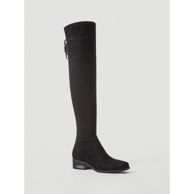 Guess Overknee boot black