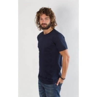 Amsterdenim T-shirt KOOS Navy Blue