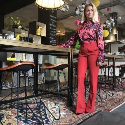 Foto van Baum und Pferdgarten MILDRED blouse red
