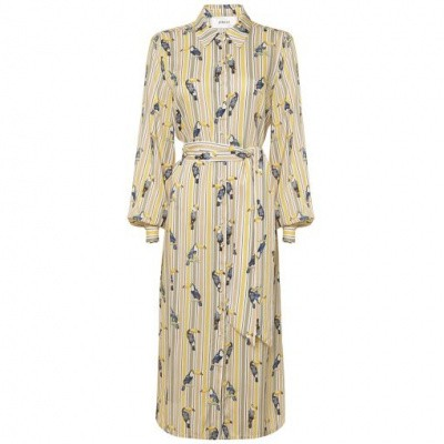 Janice Dress David Tucan Beige