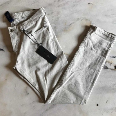 Koll3kt Jeans Used White