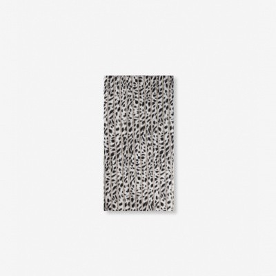 Foto van Alix the Label ladies woven Leopard stripe scarf off white