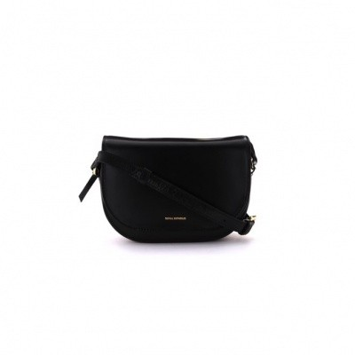 Royal Republic Raf curve bag Black