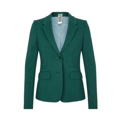 Drykorn Boulder blazer green
