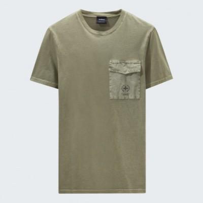 Strellson Dunedin-R t-shirt Army