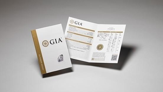 GIA zertificat