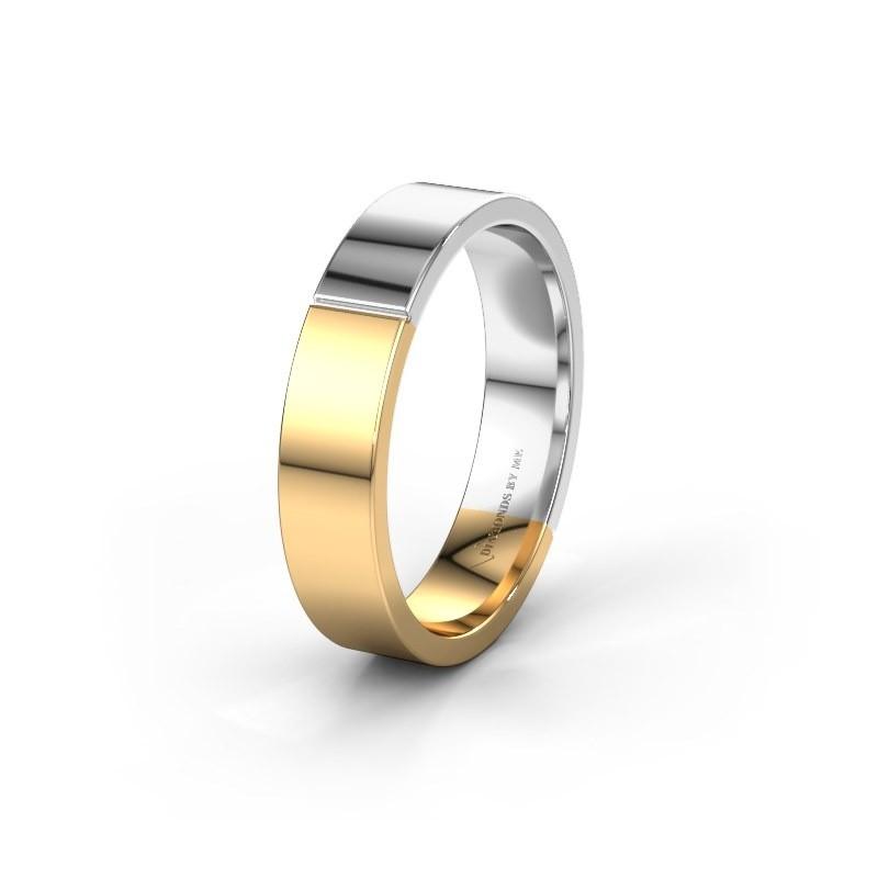 Trouwring WH1100M15AP 585 goud ±5x1.7 mm