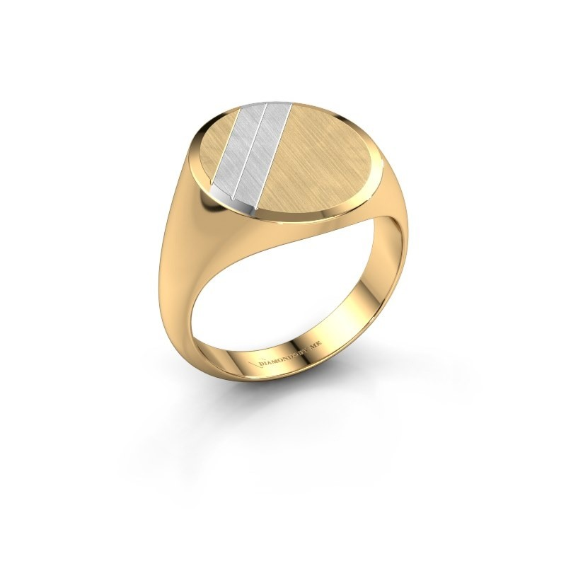 Zegelring Timo 5 585 goud