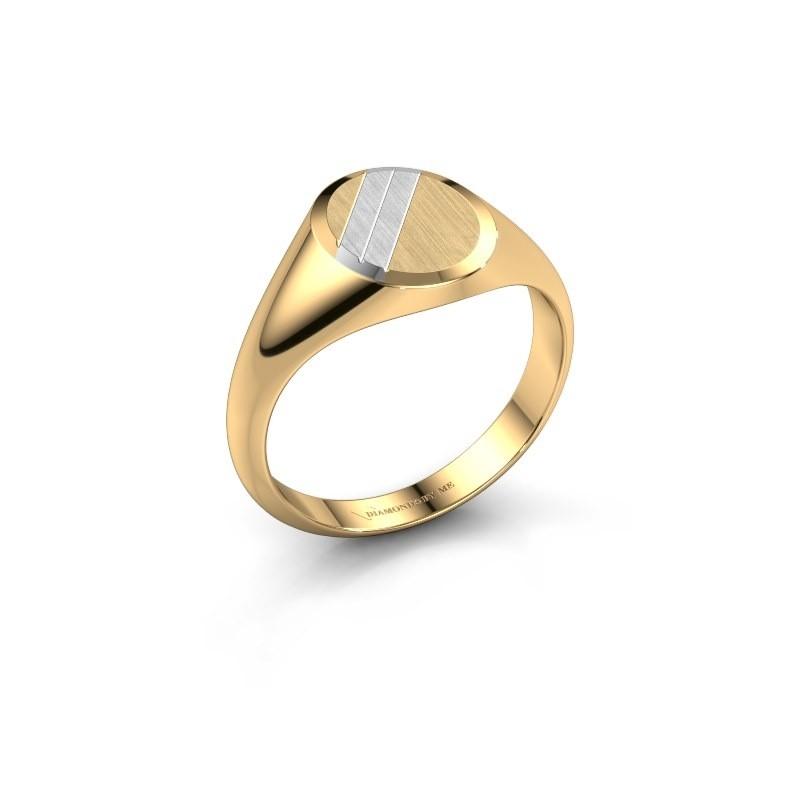 Pinkring Timo 1 585 goud