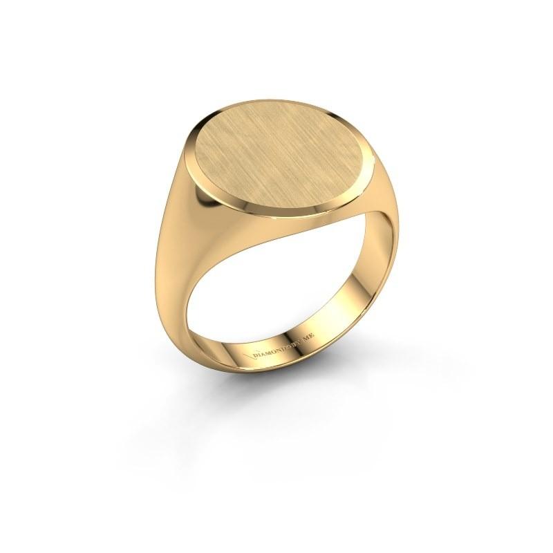 Zegelring Sven 5 585 goud