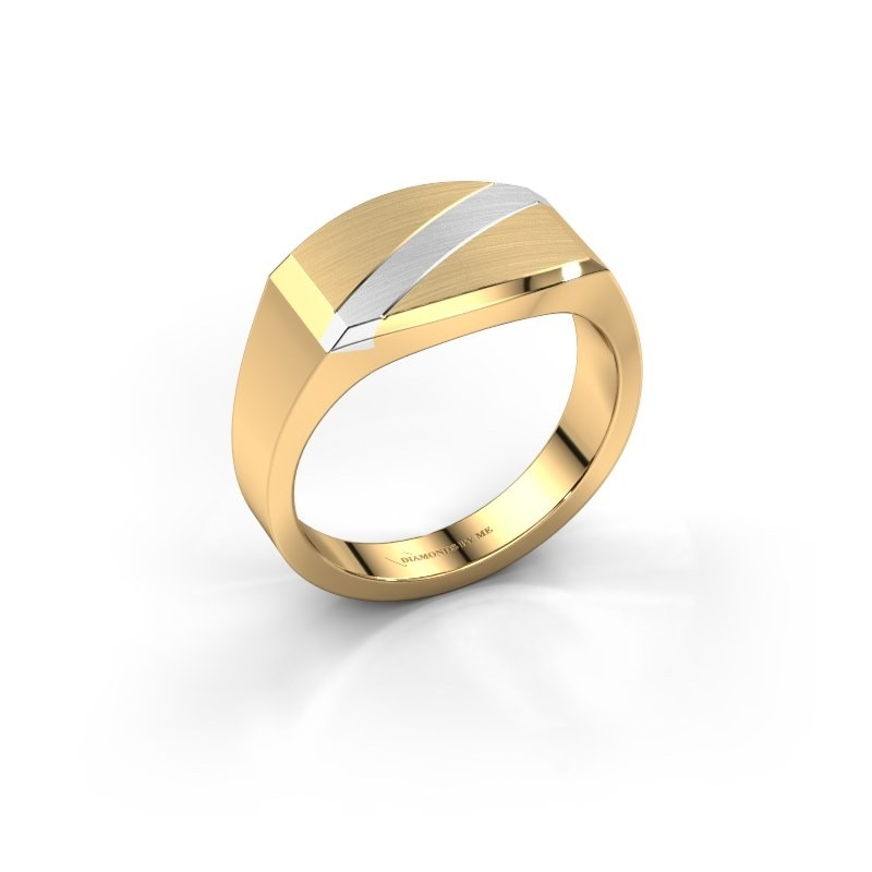 Heren ring Joe 2 585 goud