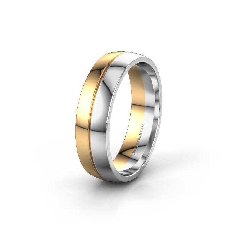 Trouwring WH0200M26AP 585 goud ±6x1.7 mm
