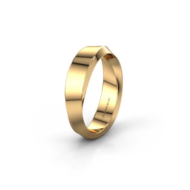 Trouwring WH2232L15E 585 goud ±5x2.6 mm
