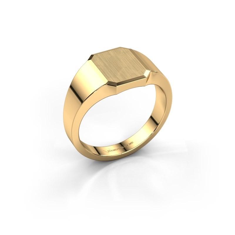Pinkring Abel 1 585 goud