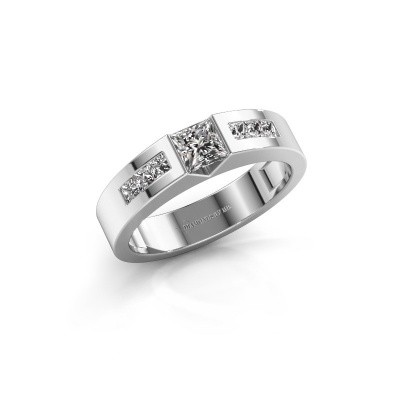 Picture of Engagement ring Arlena 2 585 white gold diamond 0.70 crt