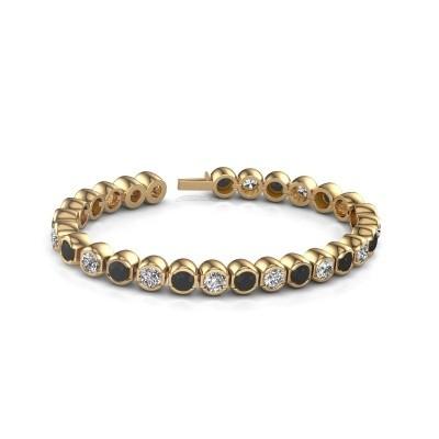 Foto van Tennisarmband Delma 375 goud diamant 7.00 crt