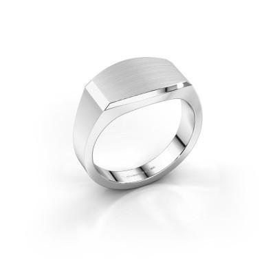 Heren ring Joe 1 585 witgoud