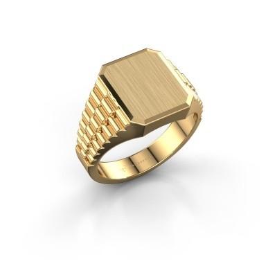 Bild von Rolex stil Ring Erik 2 585 Gold