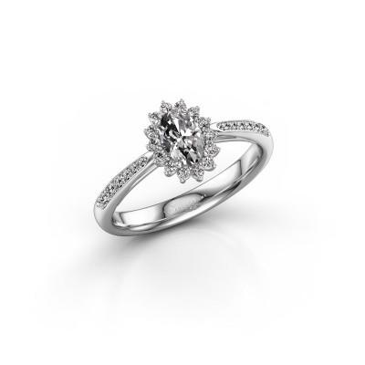 Ovale Diamant Verlobungsringe Selbst Gestalten Diamondsbyme