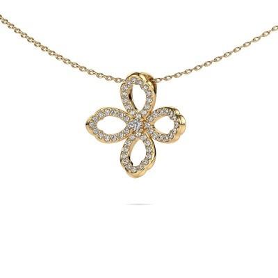 Bild von Kette Chelsea 585 Gold Diamant 0.31 crt