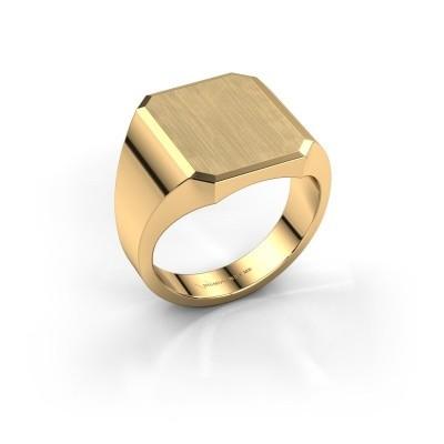 Zegelring Abel 4 585 goud