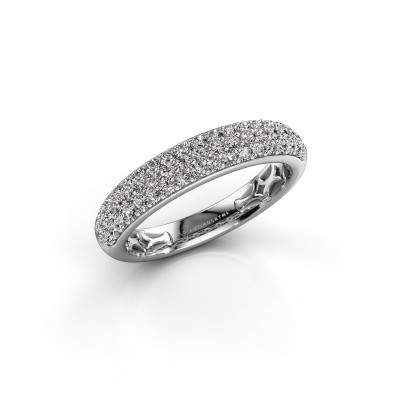 Picture of Ring Emely 4 585 white gold diamond 0.626 crt