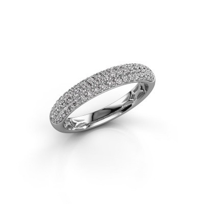 Picture of Ring Emely 2 585 white gold diamond 0.557 crt