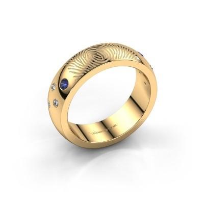 Foto van Ring Minke 585 goud