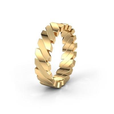 Trouwring WH2036M 585 goud ±7x2.2 mm