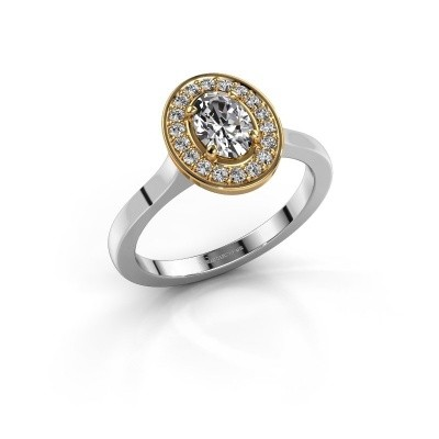Picture of Ring Madelon 1 585 white gold diamond 0.98 crt