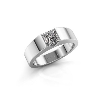 Picture of Engagement ring Arlena 1 585 white gold diamond 0.40 crt