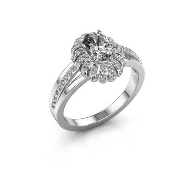 Picture of Engagement ring Twila 585 white gold diamond 1.280 crt