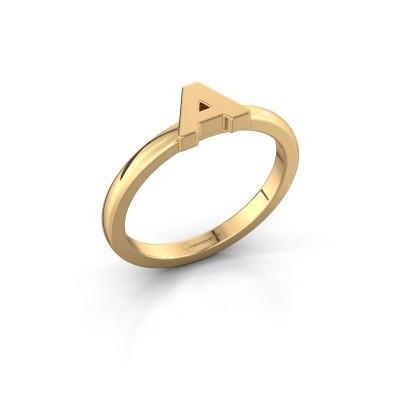 Foto van Ring Initial ring 020 585 goud