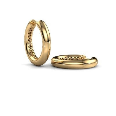Picture of Hoop earrings Tristan A 19 mm 585 gold