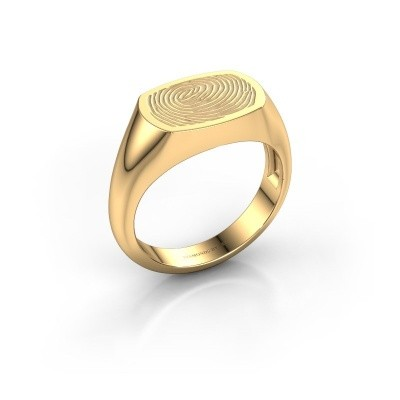 Picture of Men's ring Thijs 585 gold