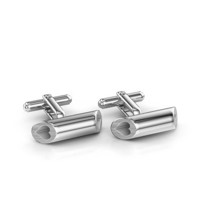 Picture of Cufflinks Ruud A 585 white gold