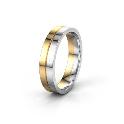 Trouwring WH0200M15AP 585 goud ±5x1.7 mm