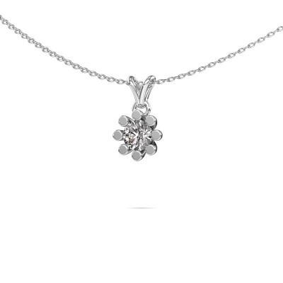 Foto van Hanger Carola 1 950 platina diamant 0.50 crt