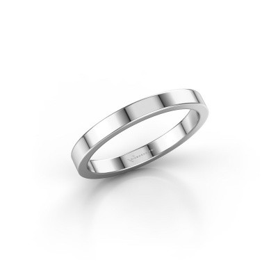 Picture of Stackable ring SRH0030B302 585 white gold