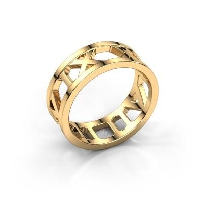 Foto van Ring Lela 585 goud
