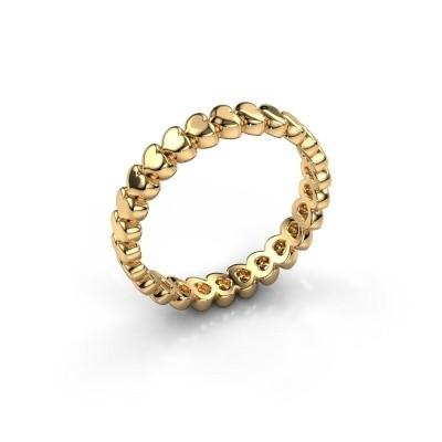 Aanschuifring Joselyn 585 goud